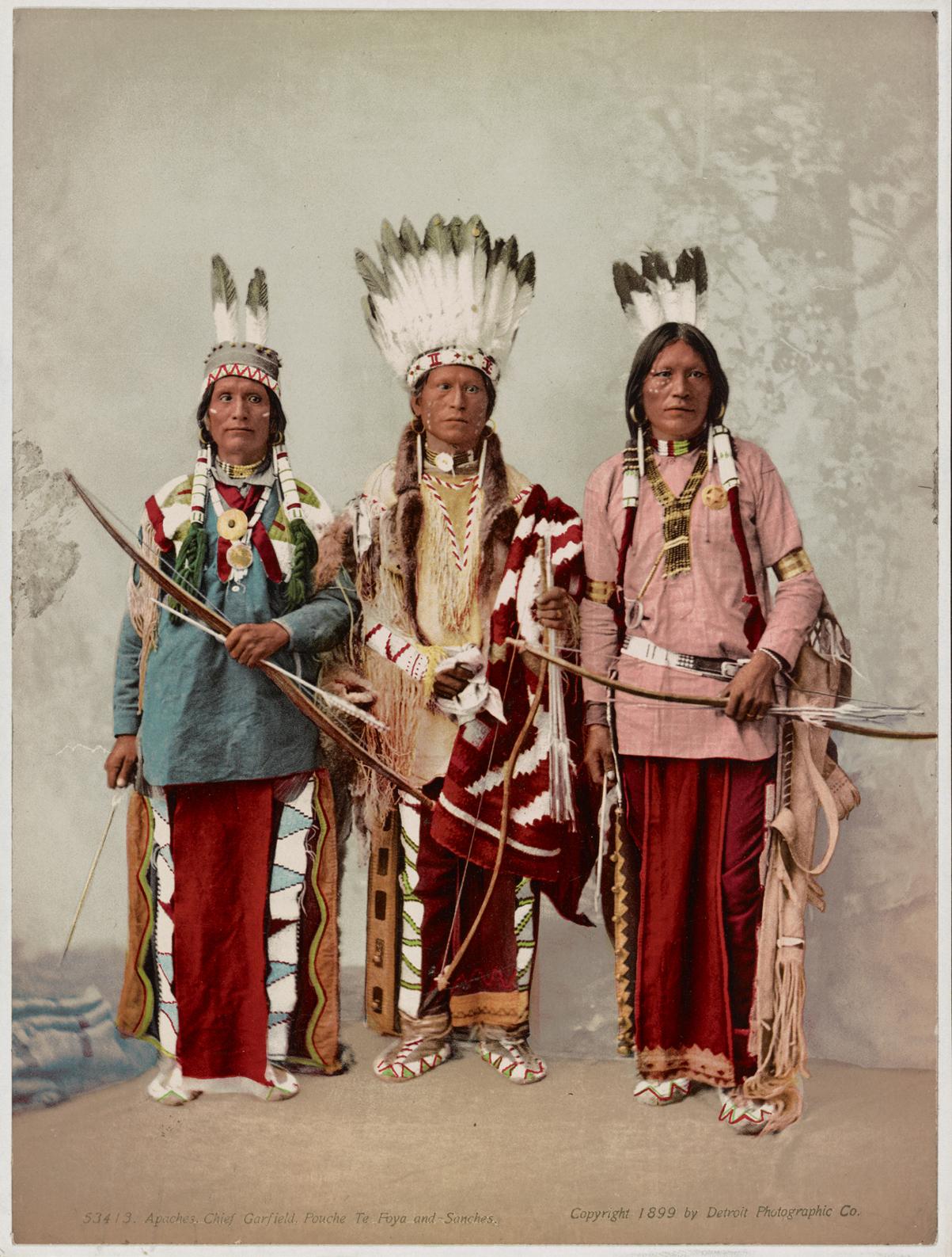 3 Apaches