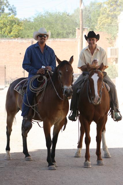 Vaqueros Northern Mexico