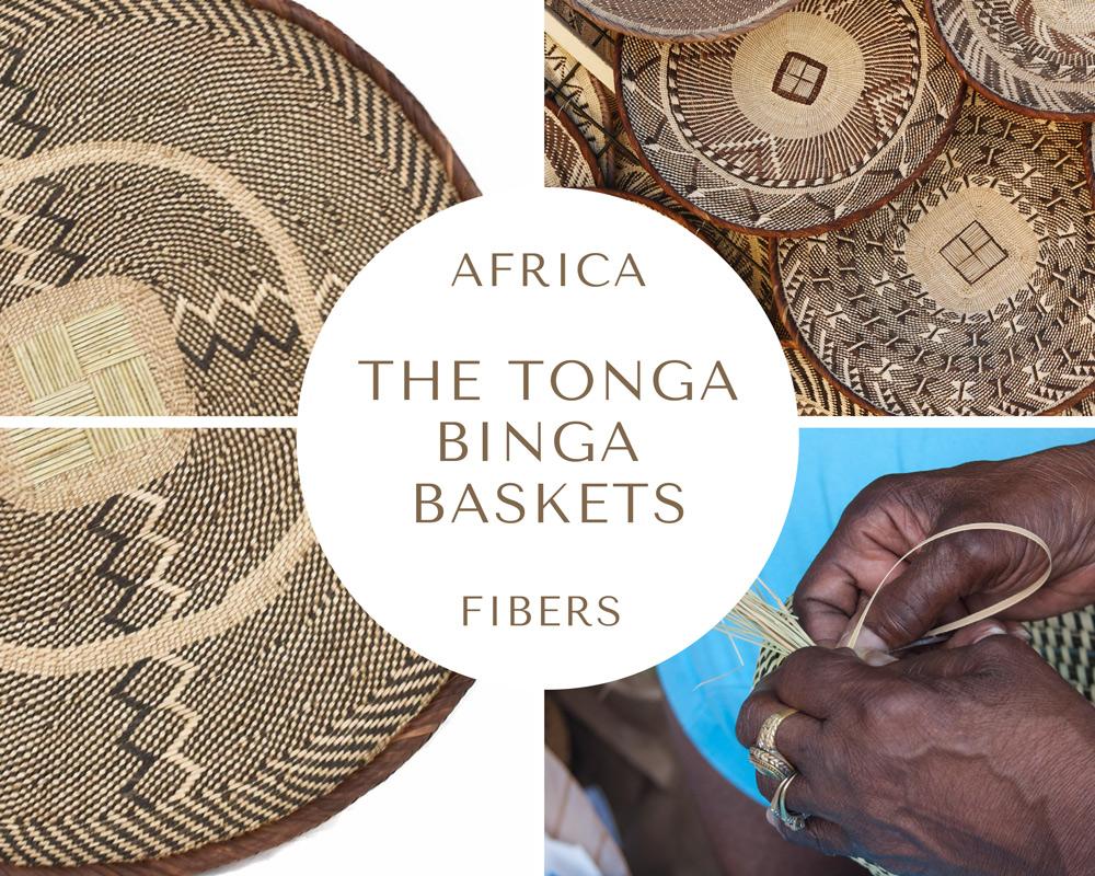 The Tonga Binga Basket