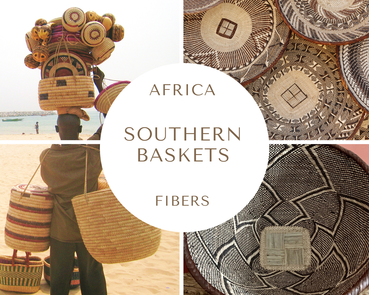 Southern Africa Baskets