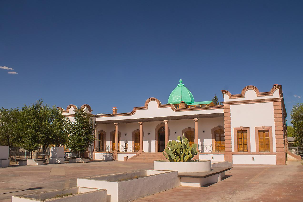 Hacienda El Sauz