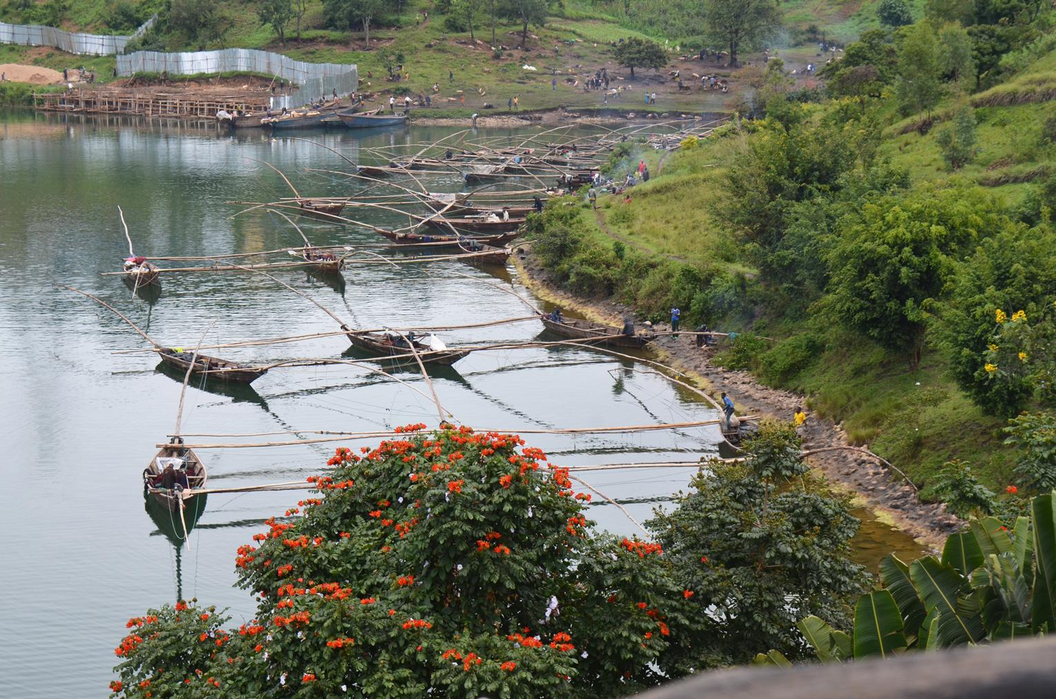 Kivu boats redux