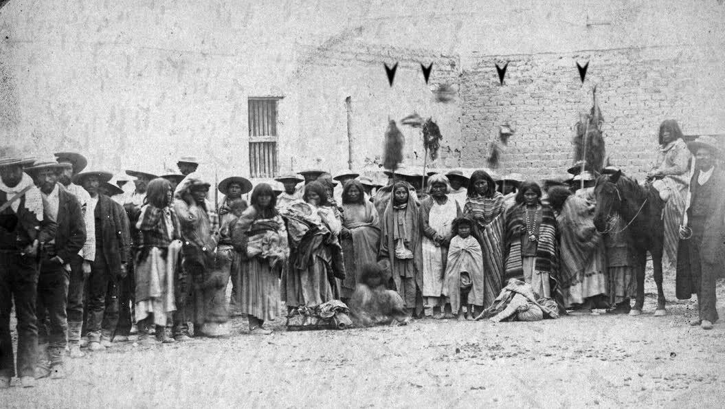 Prisoners of Tres Castillos