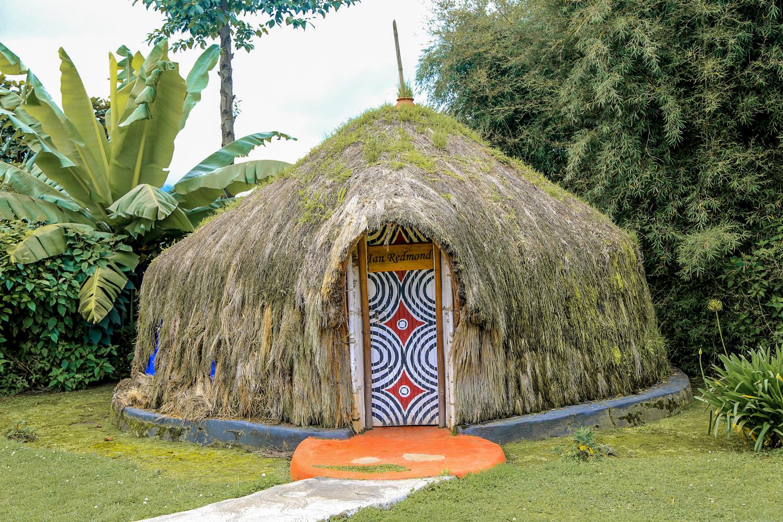 Rwandan Hut