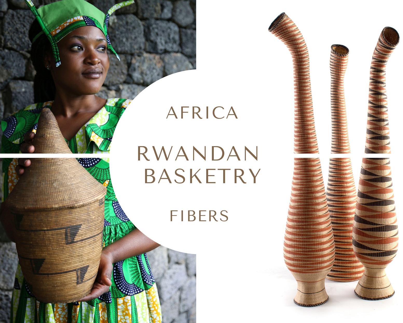 Rwandan Basketry