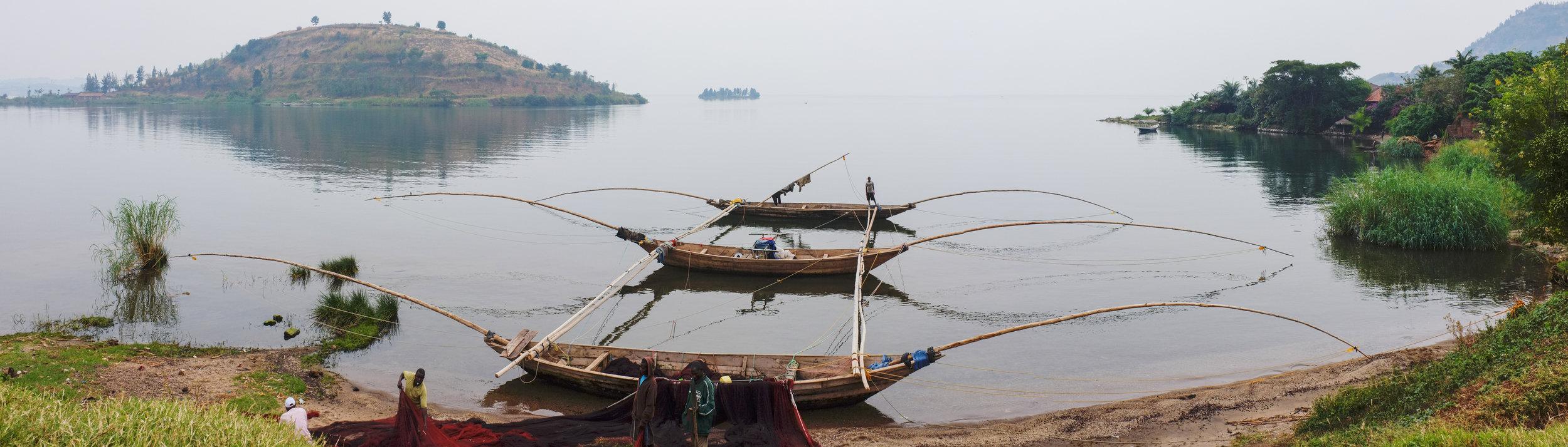 KIVU FISHING BOAT