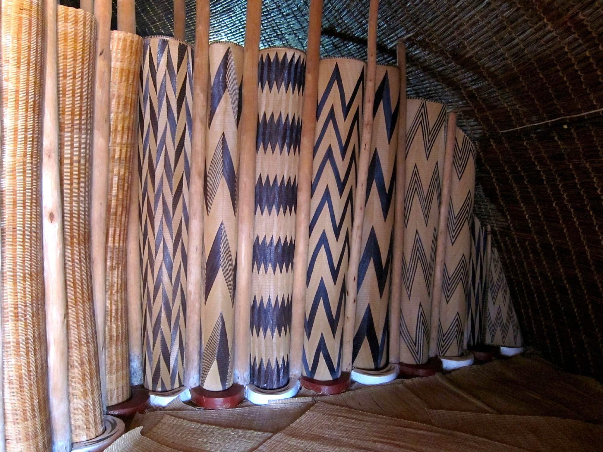 Mwami Palace Insika screens